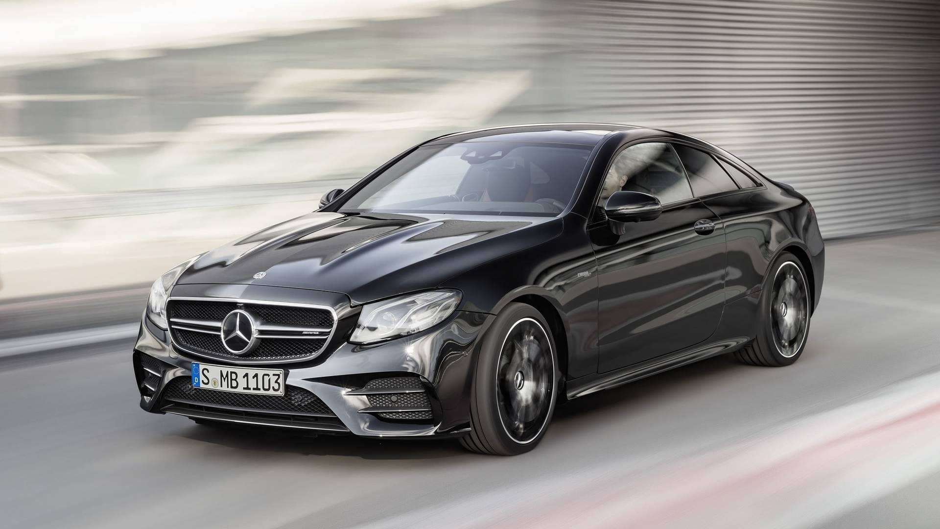 Mercedes-AMG E 53 4Matic+ Coupe