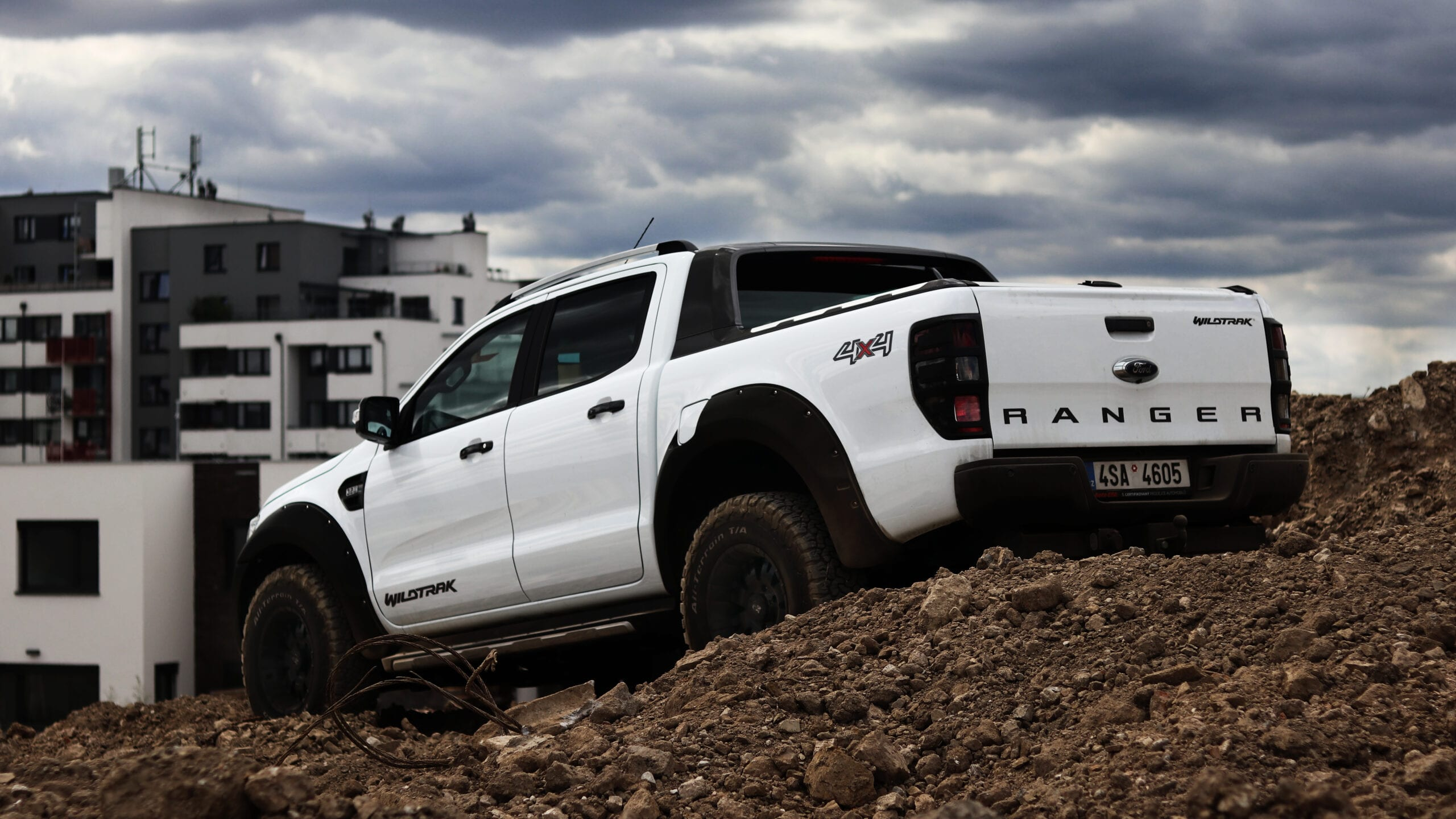 Ford Ranger Wildtrak Raptor