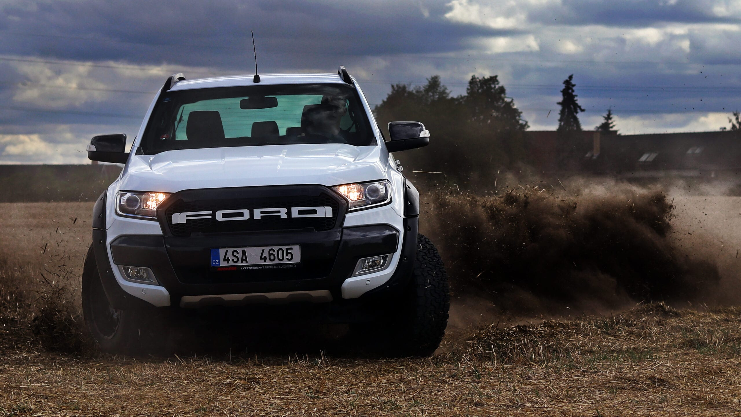 Ford Ranger 3.2TDCI Wildtrak RAPTOR look