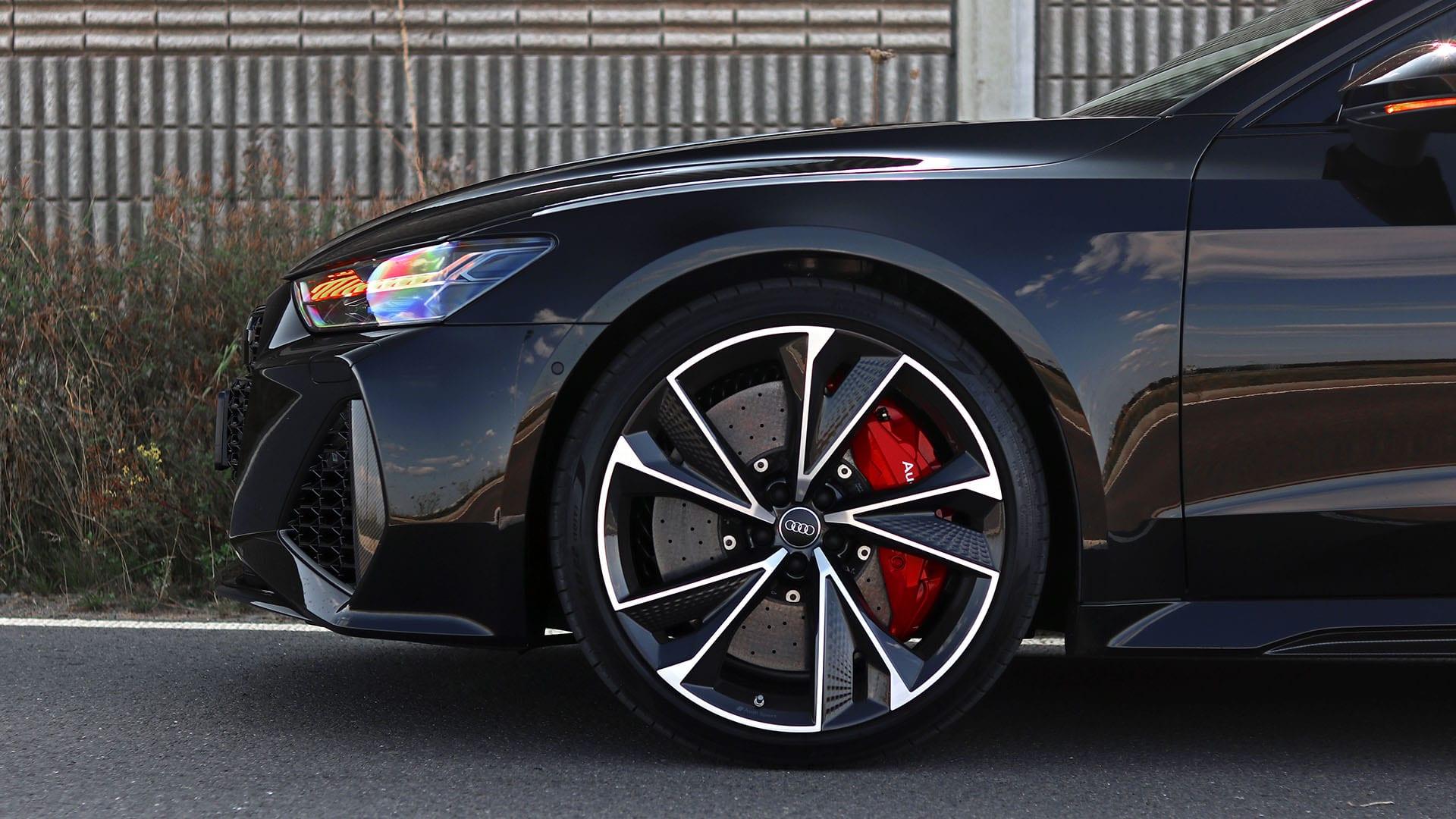 Audi RS7 Sportback - brzdy