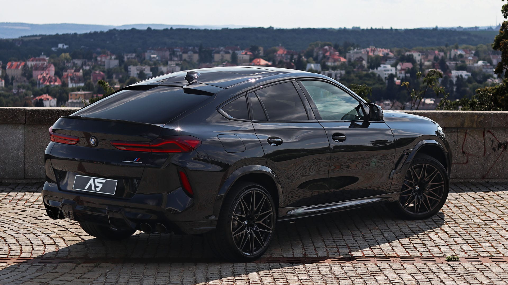 Test – BMW X6 M Competition F96