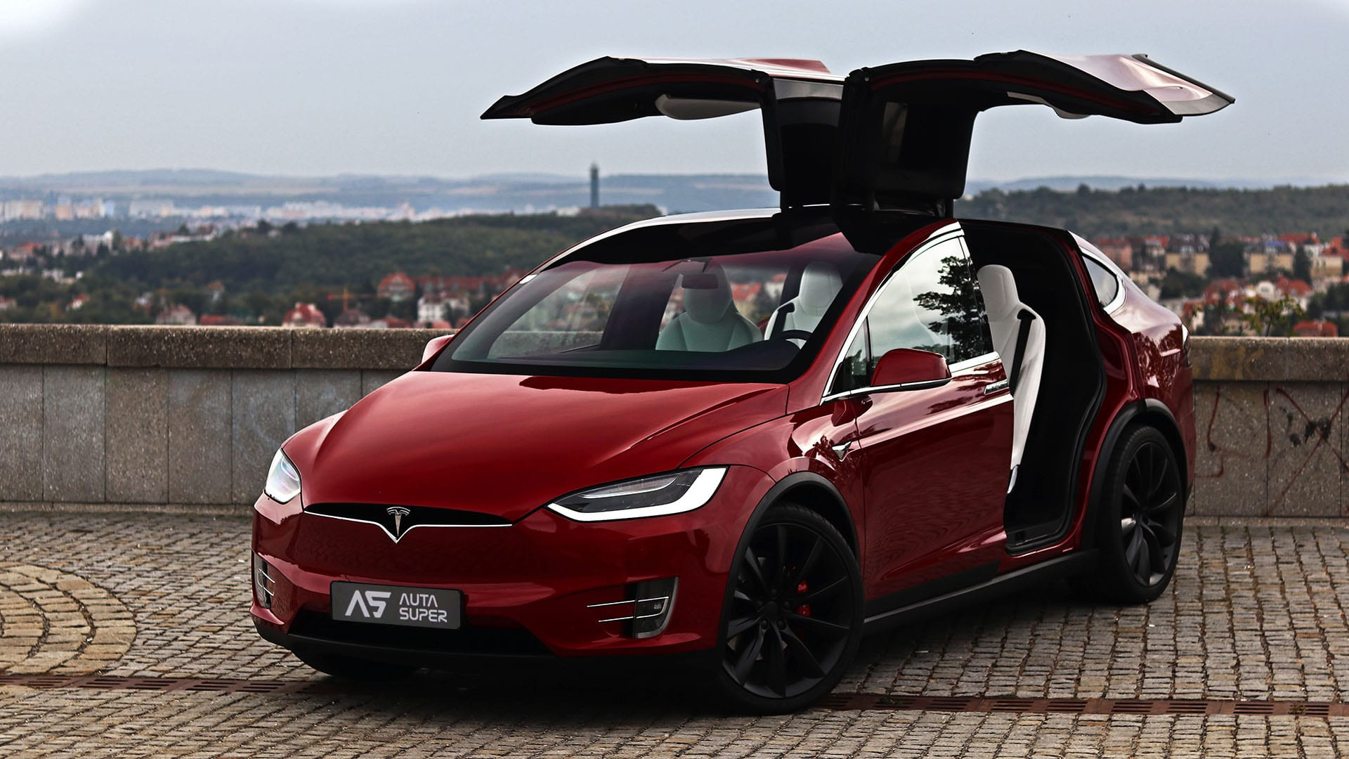 Test -Tesla Model X Performance