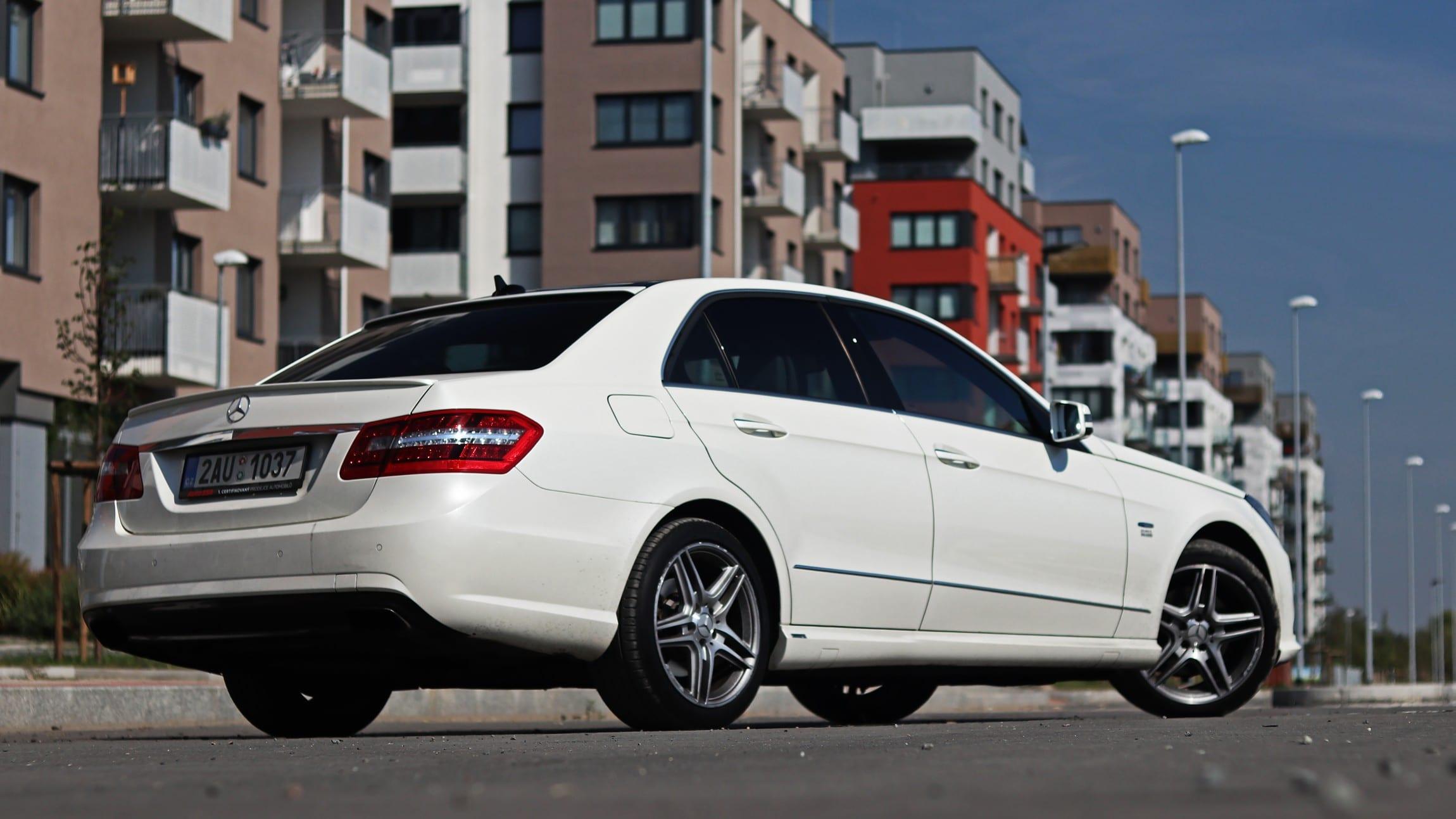 Mercedes-Benz E 350 CDI W212 Brabus