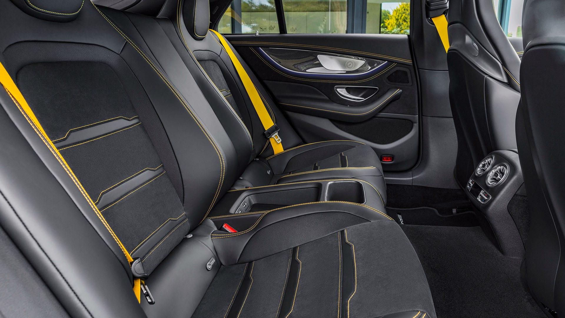Mercedes-AMG GT 63 S 4MATIC+ 4-Door Coupé