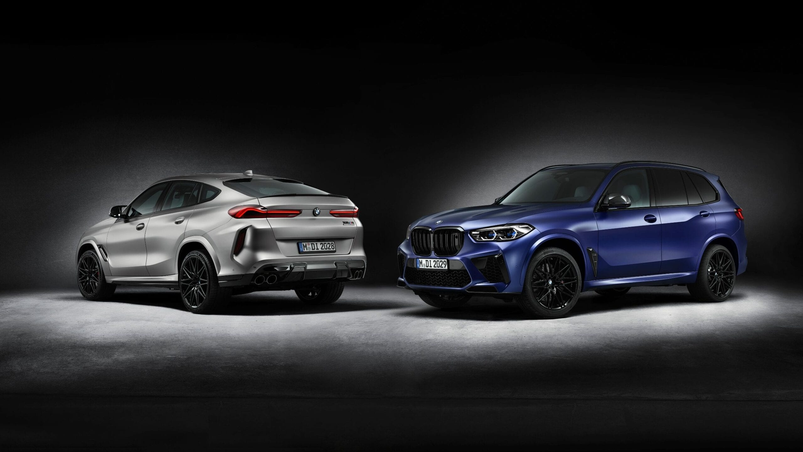 BMW X5 M Competition BMW X6 M Competition