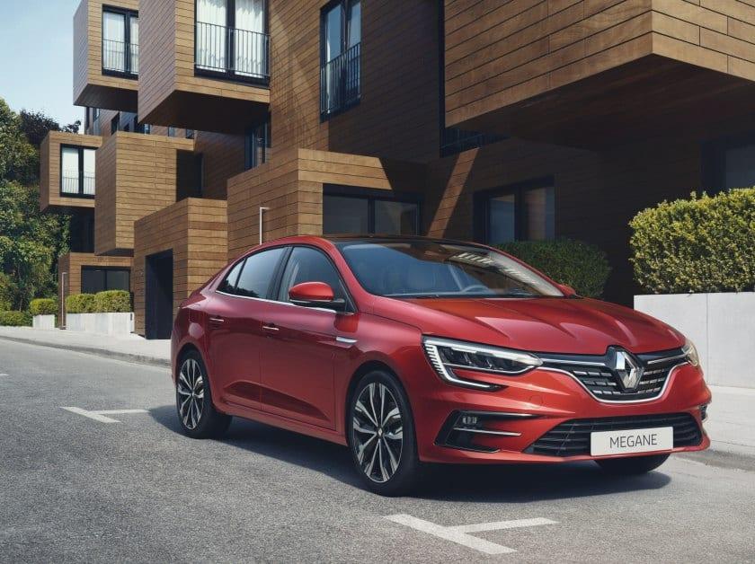 Nový Renault Megane GrandCoupé