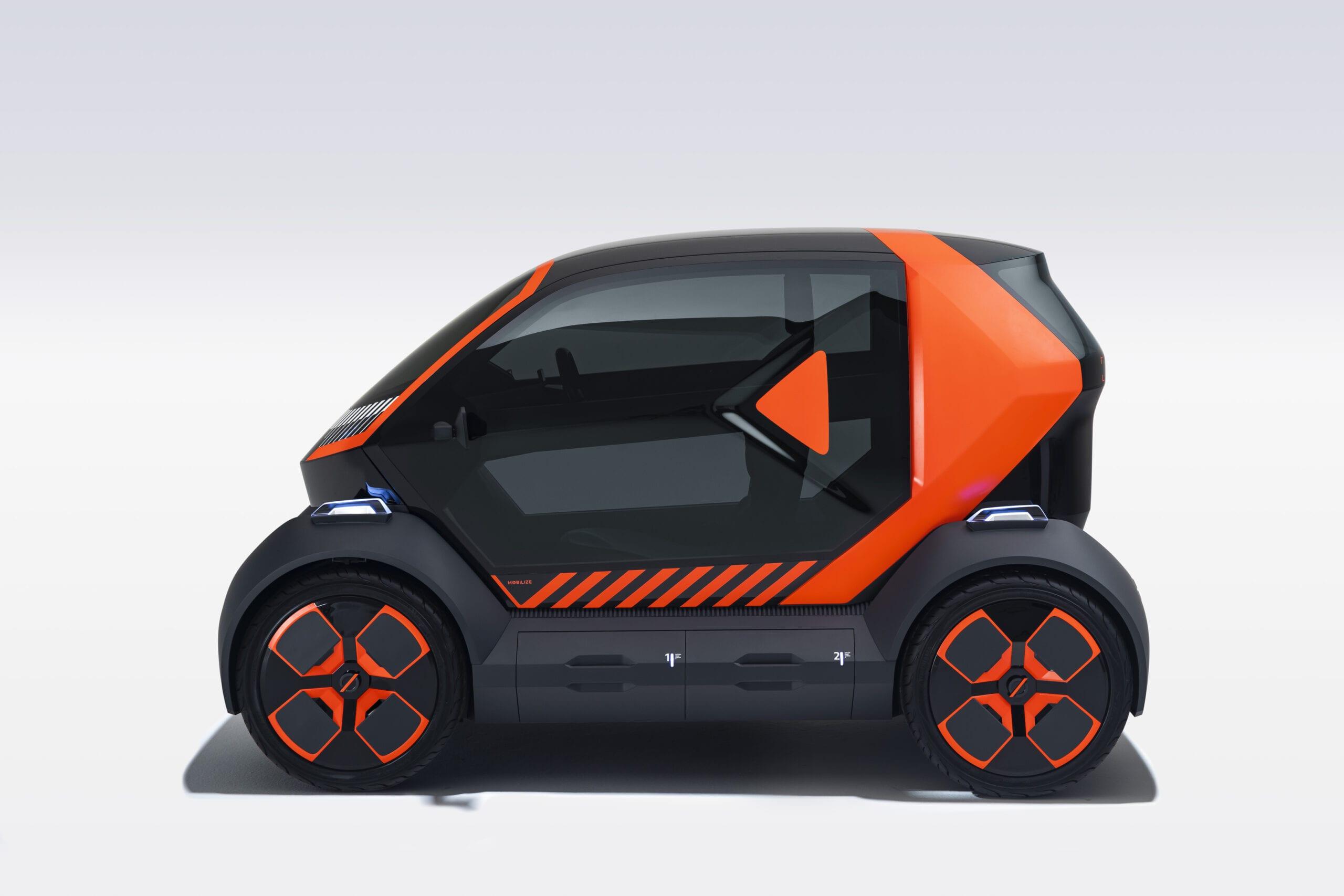 Prototyp EZ-1 Mobilize Renault