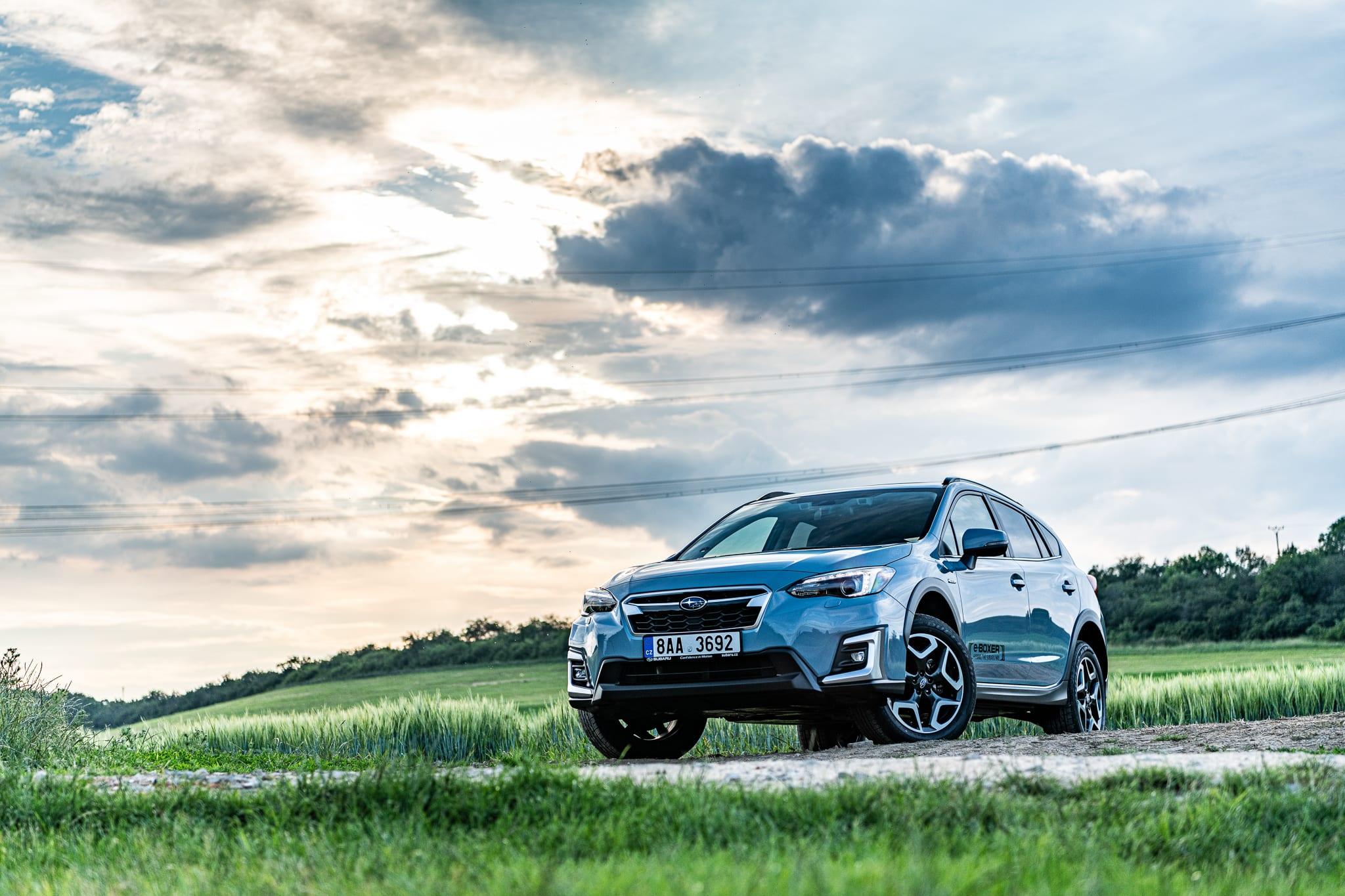 Subaru XV rezence