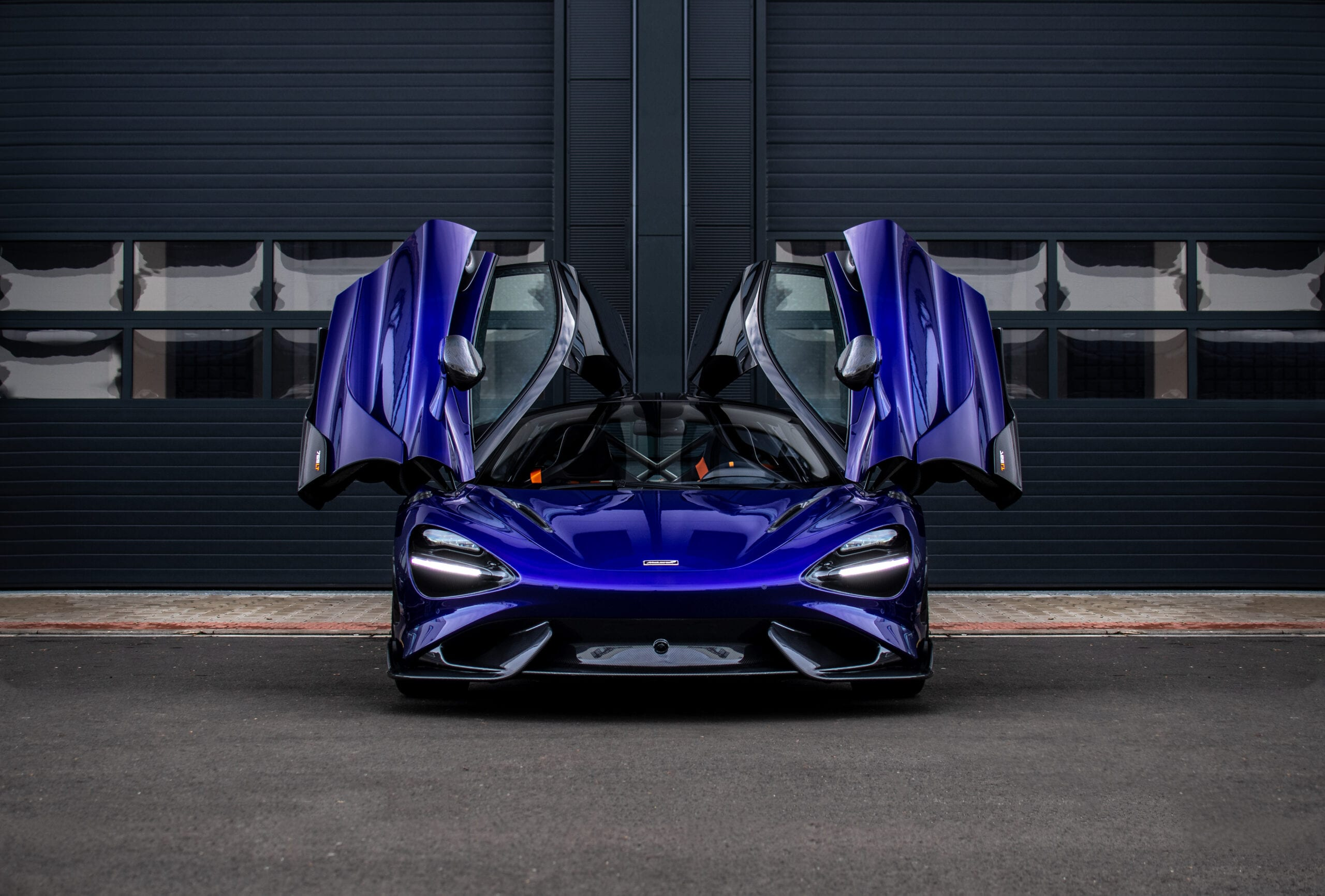 McLaren 765LT PPF Polep