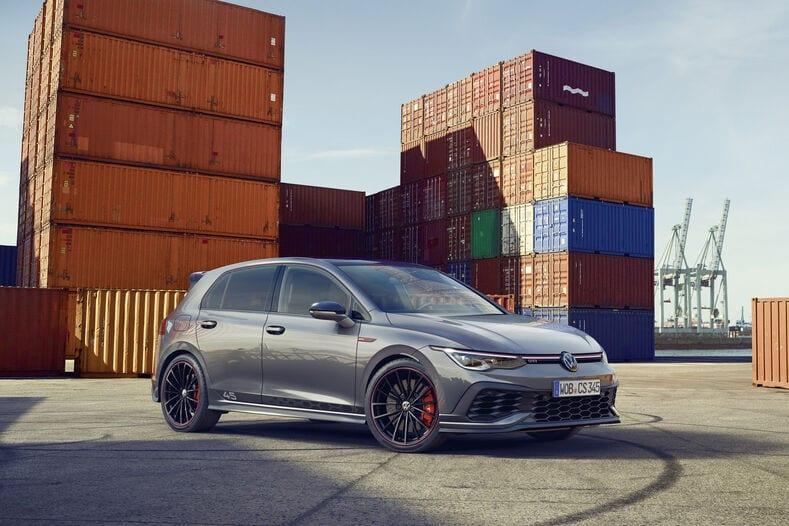 "Volkswagen Golf GTI ""Clubsport 45"""