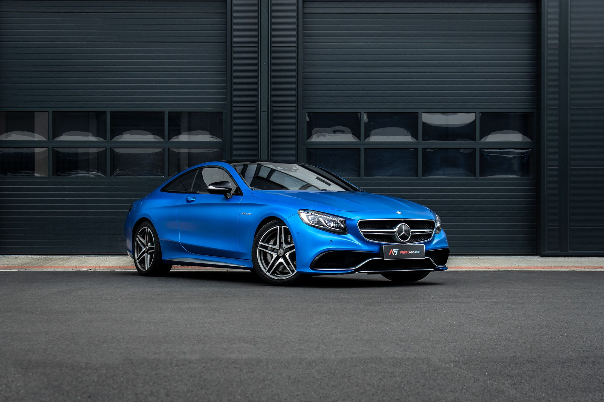 Mercedes Benz S63 Coupe