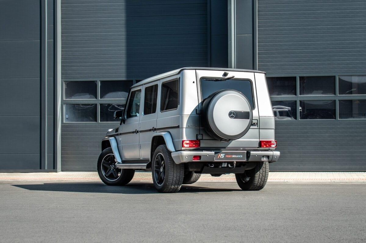 Mercedes Benz třída G