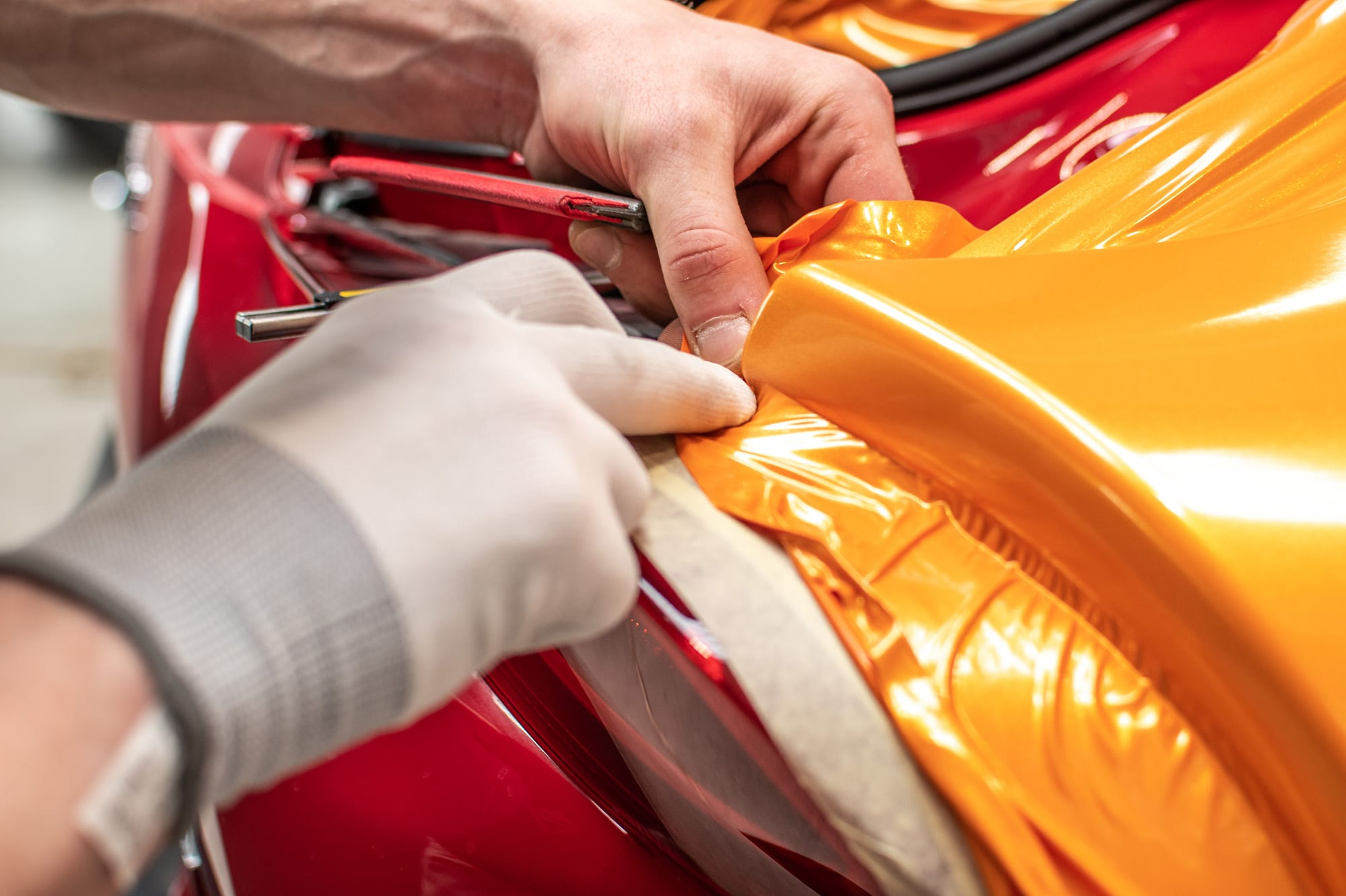 Wrap Toyota GR Supra