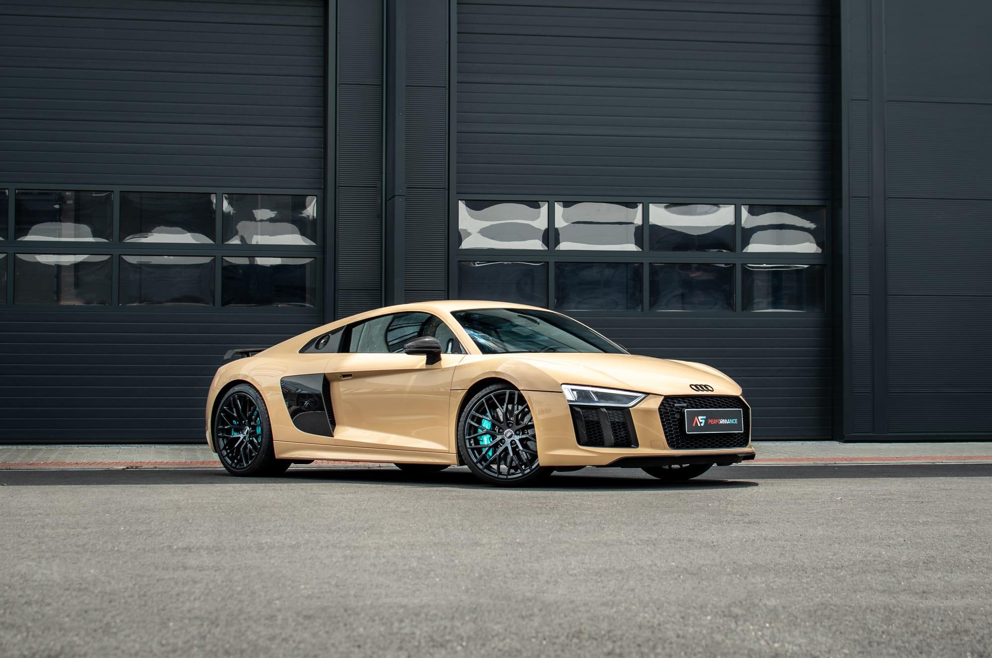 Audi R8 - Wrap Inozetek Send