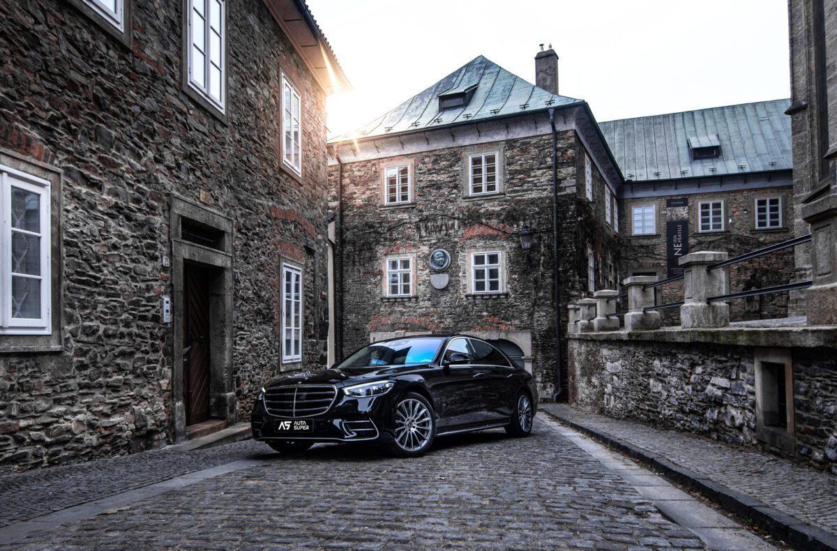 Mercedes Benz S400d