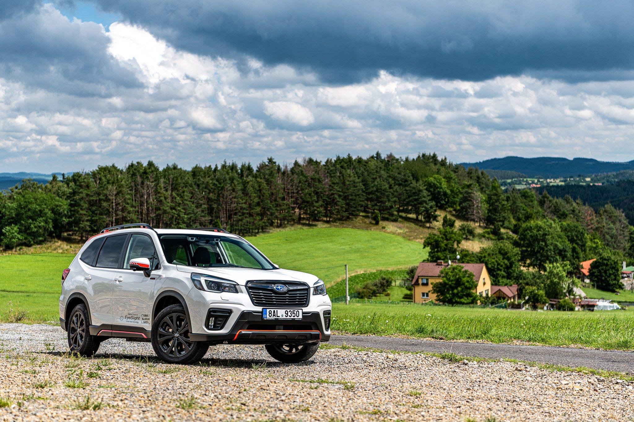 Subaru Forester Sport