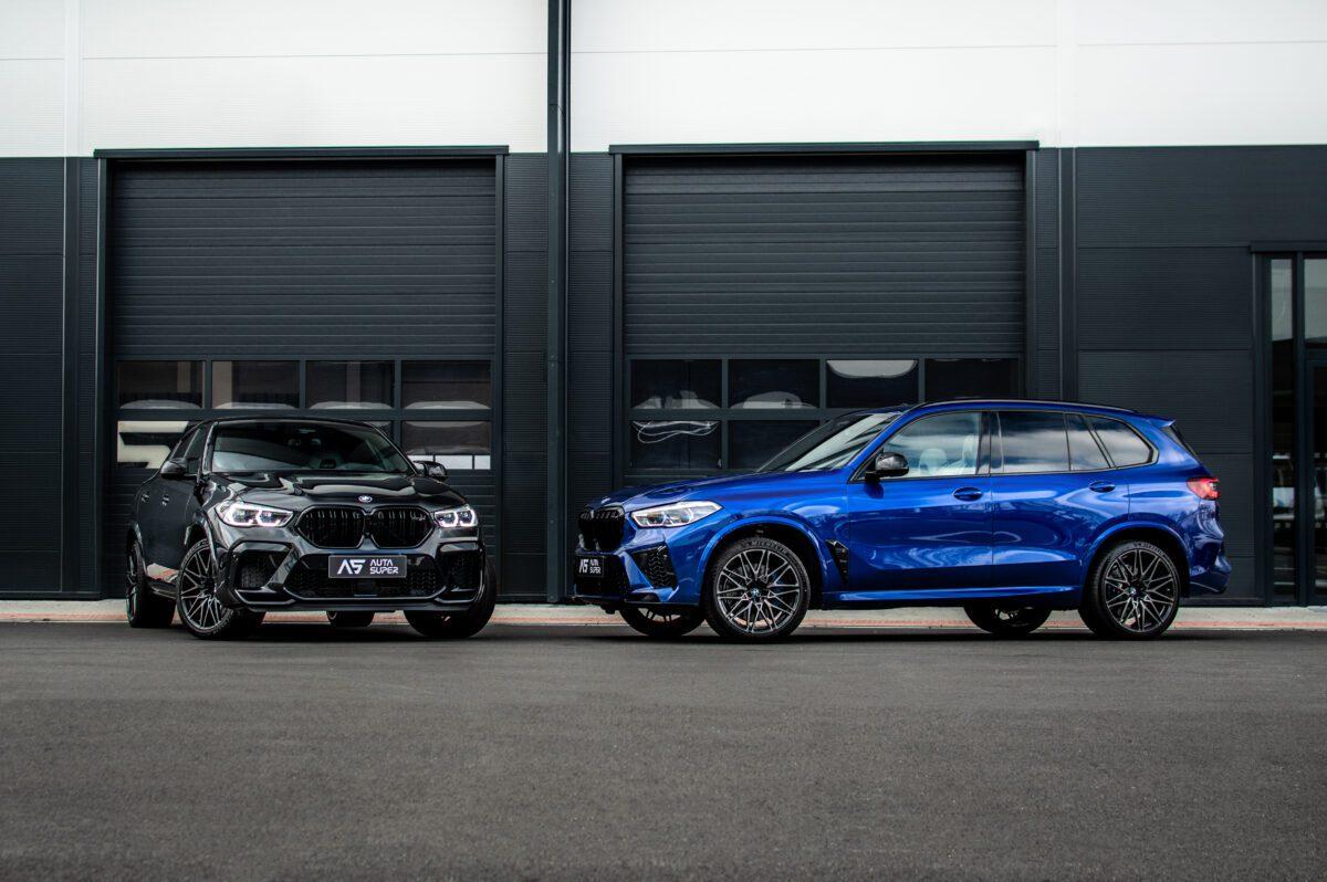 BMW X5 M - BMW X6 M