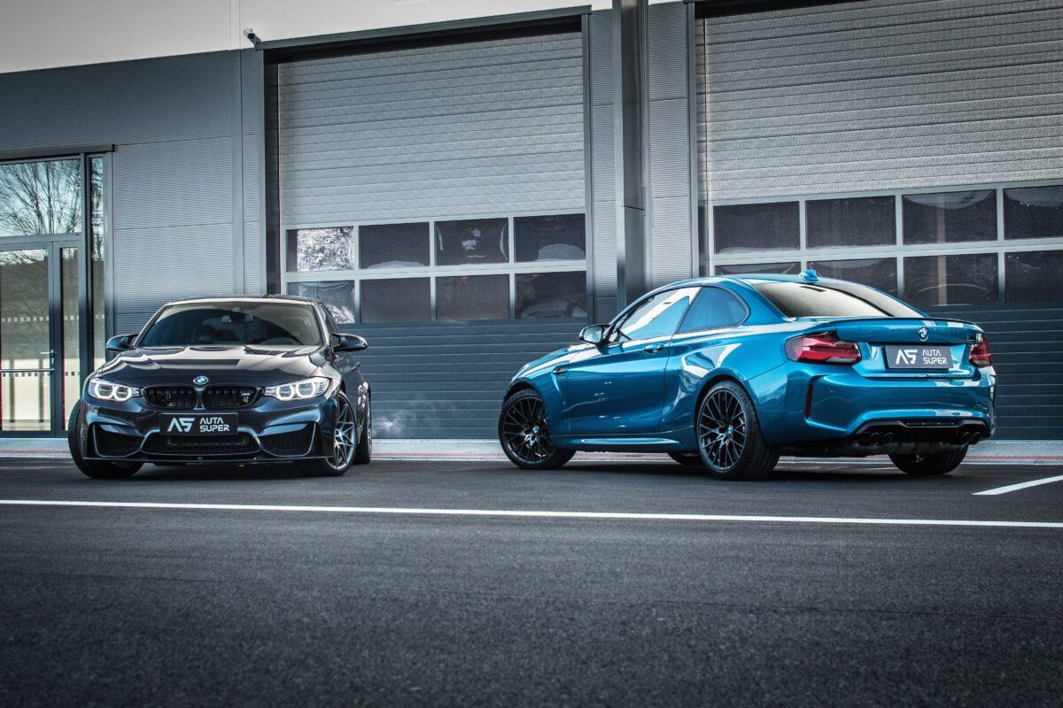 BMW M2 & M3