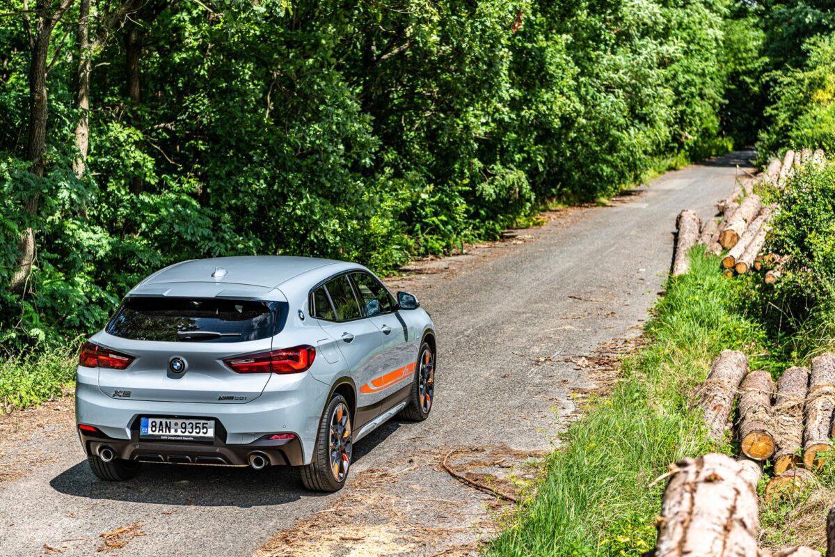 BMW X2 xDrive20i test