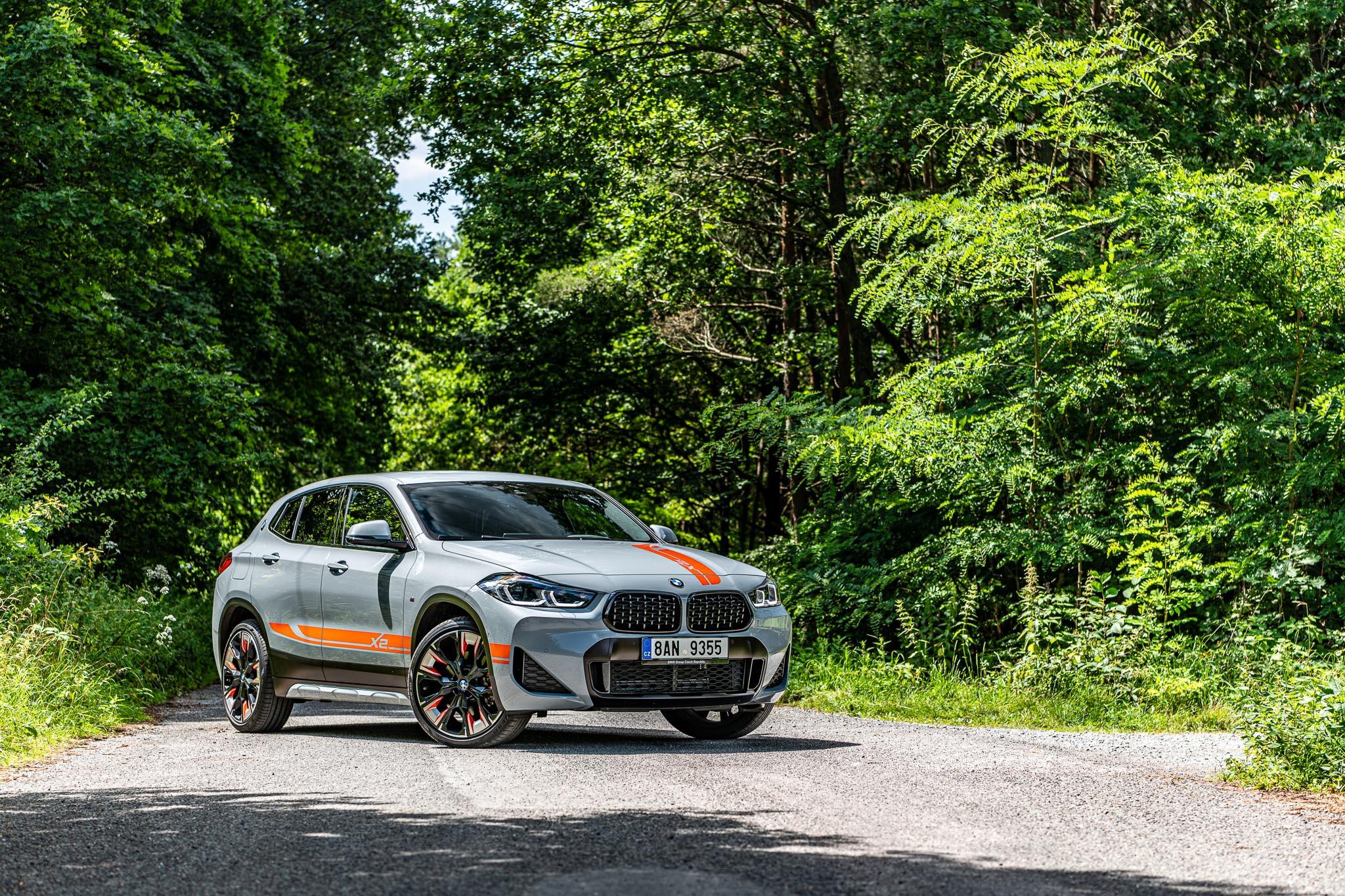 BMW X2 xDrive20i Edition M Mesh