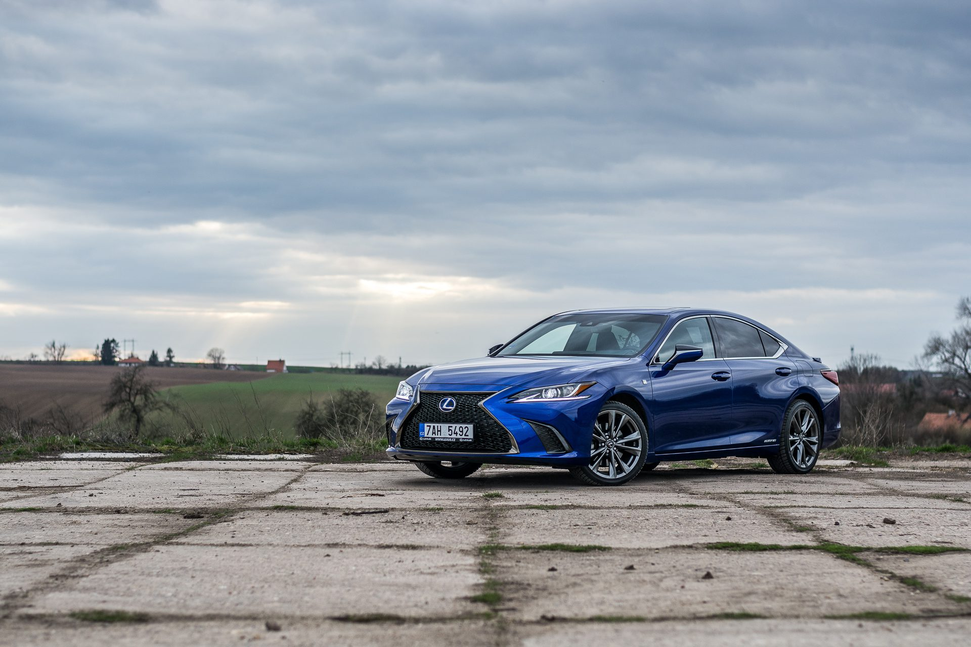 Lexus ES 300h zkušenosti