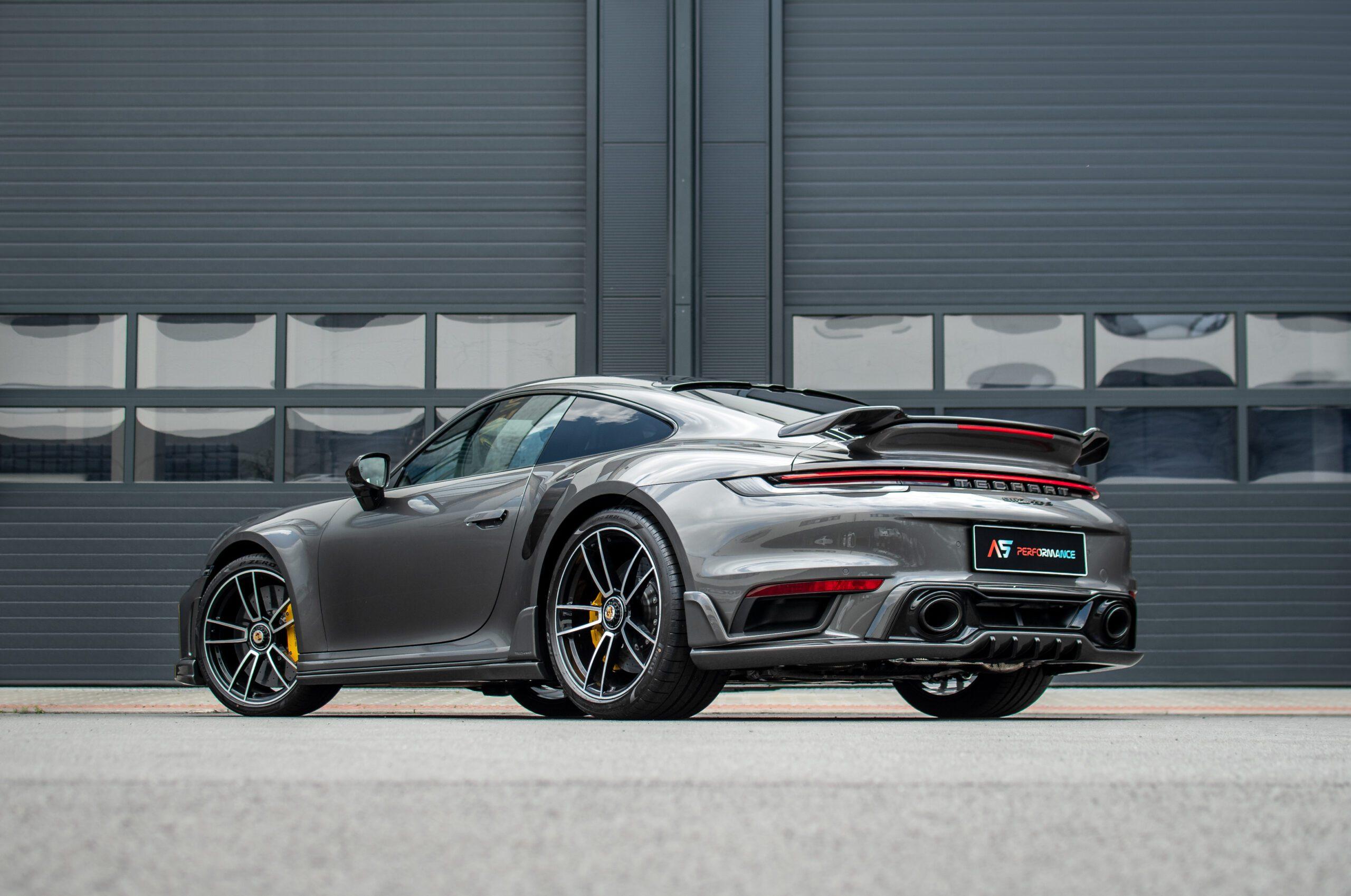 TechArt bodykit Porsche 911